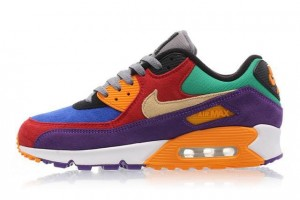 Nike Air Max 90 QS VIOTECH / Buty Męskie CD0917-600 multikolor