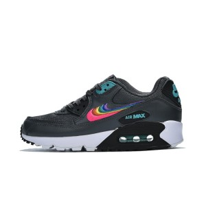 Nike Air Max 90 BETRUE - Szare / Białe - CJ5482-2019 Wolf Gray Colorful
